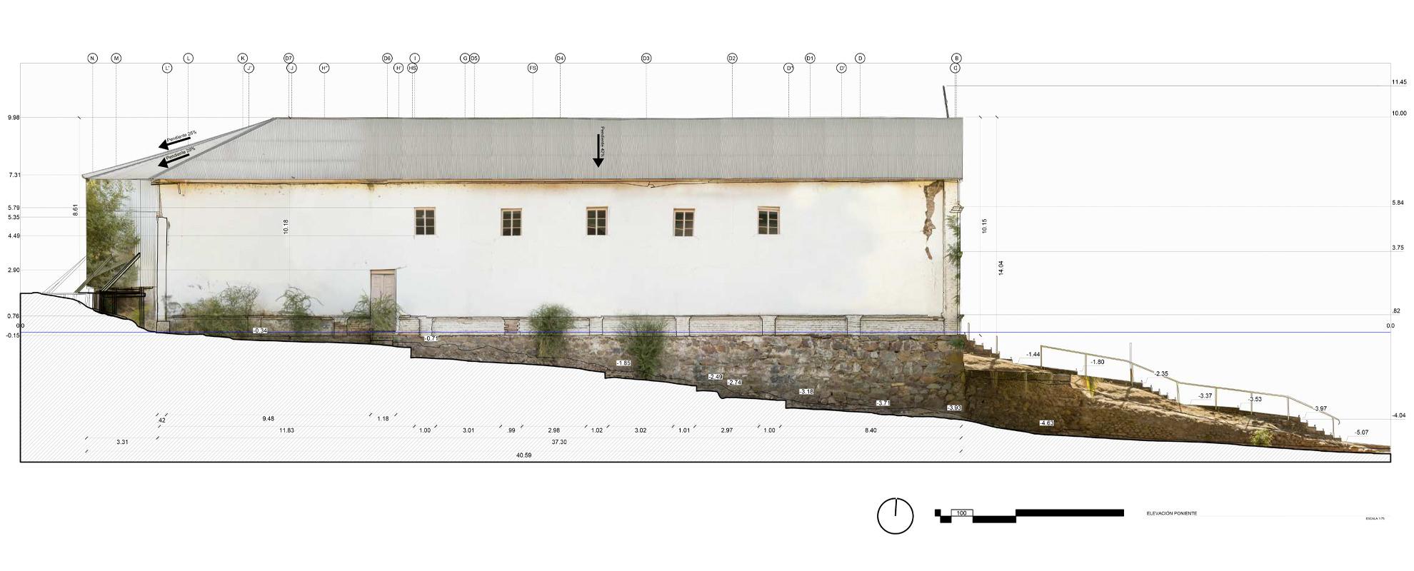 Ortofoto Iglesia Corinto