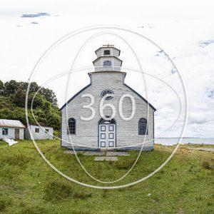 Iglesia de Llingua VR